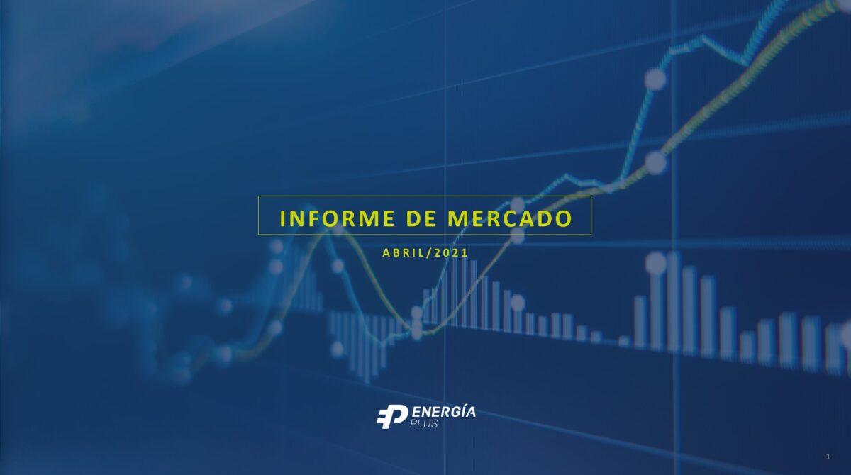 Informe mensual del mercado eléctrico